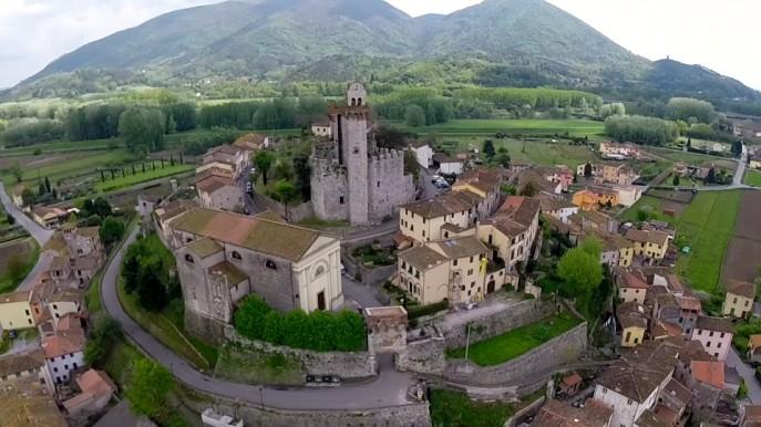 Nozzano, Lucca. Tuscany, Italy